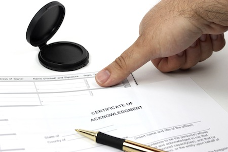 everything a california notary should know about thumbprints nna