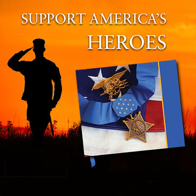 The National Notary Association honors America's veterans with a commemorative Notary journal.