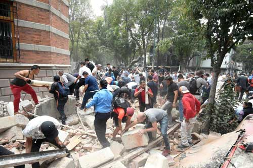 Notary Foundation Rallying To Support Mexico Earthquake Relief