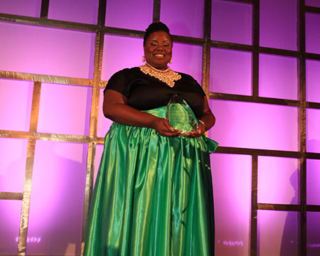 Tracee Jordan Named 2017 Notary Of The Year