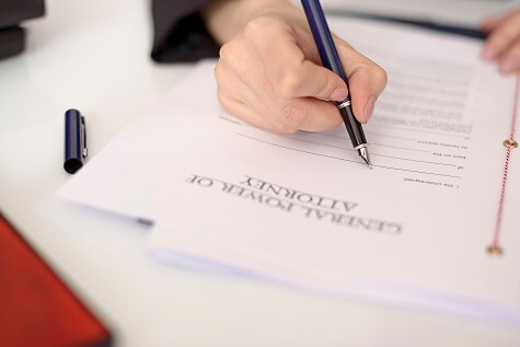 Powers Of Attorney And How To Handle Them