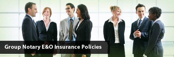 Group Notary E&O Insurance Policies