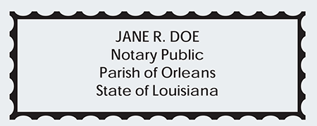 Louisiana Notary Packages - Renew Your LA Notary | NNA
