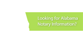 Looking for Alabama Notary Information?
