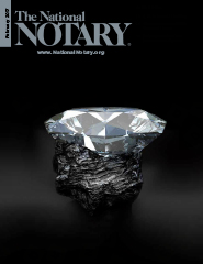 National Notary Magazine