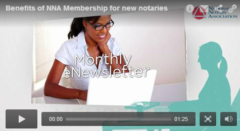 New member benefit video still