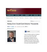 Notary Error Could Cost Citizens Thousands