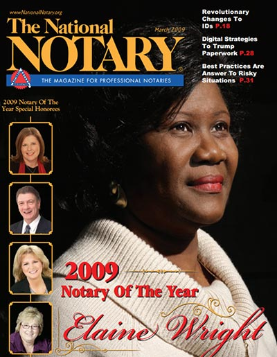 The National Notary - March 2009