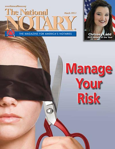 The National Notary - March 2011