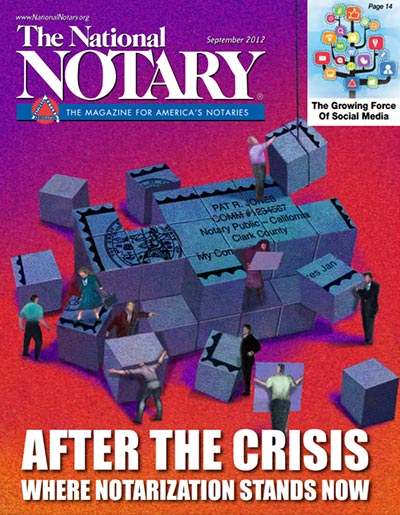 The National Notary - September 2012