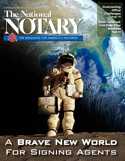 The National Notary - January 2013
