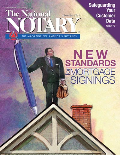 The National Notary - November 2013