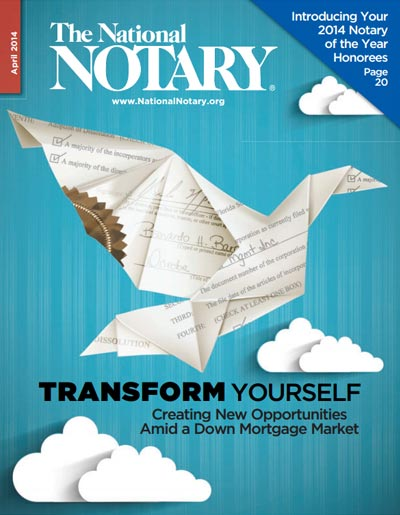 The National Notary - April 2014