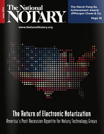 The National Notary - June 2014