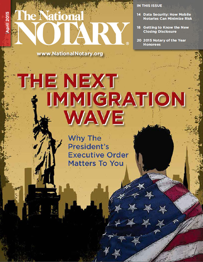 The National Notary - April 2015