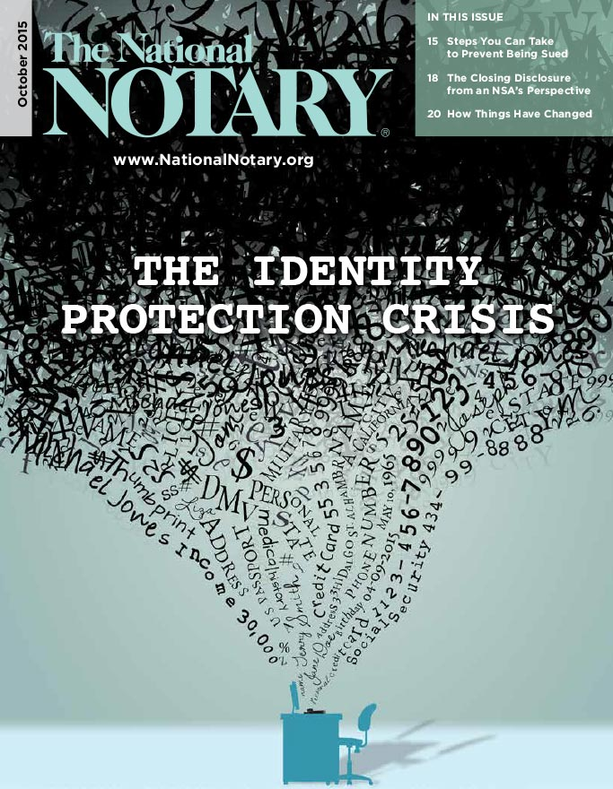 The National Notary - October 2015