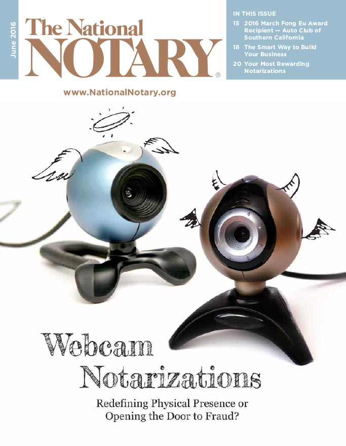 The National Notary - June 2016