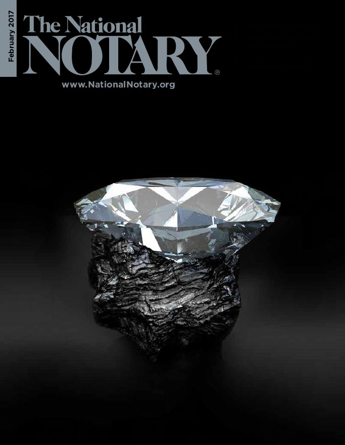 The National Notary - February 2017