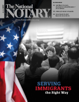 The National Notary - June 2017