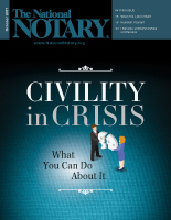 The National Notary - October 2017