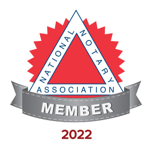 National Notary Association Member Logo