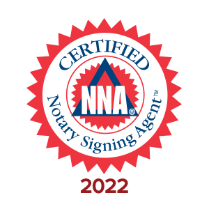 Cert fied Notary Signing Agent