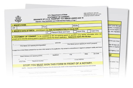 Dealing With Notary Errors On Government Documents