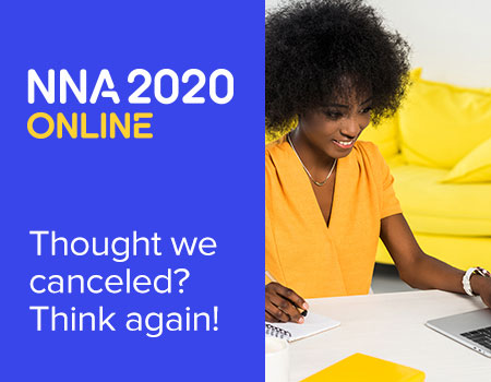 NNA 2020 Online Conference article image