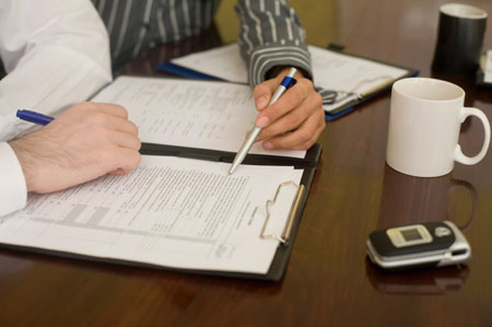 How I Landed My First Assignments as a Notary Signing Agent