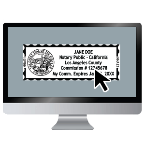 Electronic Notary Products