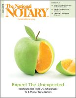 The National Notary - March 2018