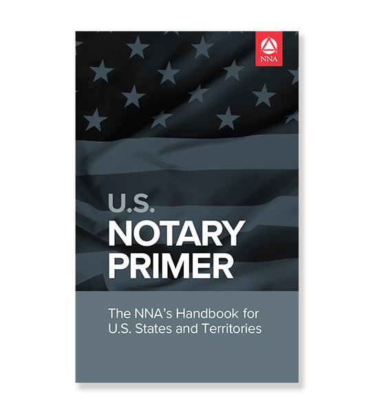 US Notary Primer