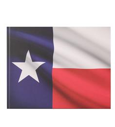 Deluxe Journal - Texas State Flag