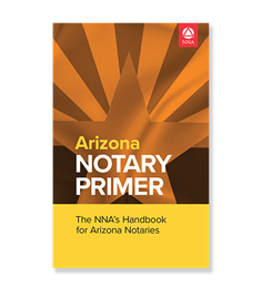 Arizona State Notary Law Primer