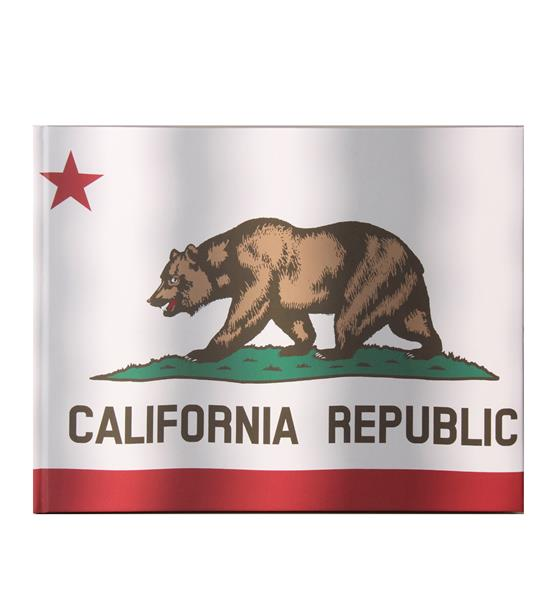 Deluxe Journal - California State Flag