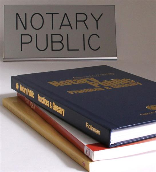 Notary Practices & Glossary