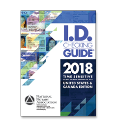 2018 ID Checking Guide: US & Canada