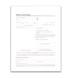 Certificates Forms North Carolina Nna