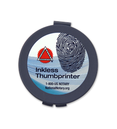 Professional Inkless Thumbprinter