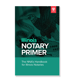 Illinois State Notary Law Primer
