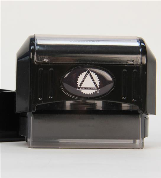 Value Jurat Stamp