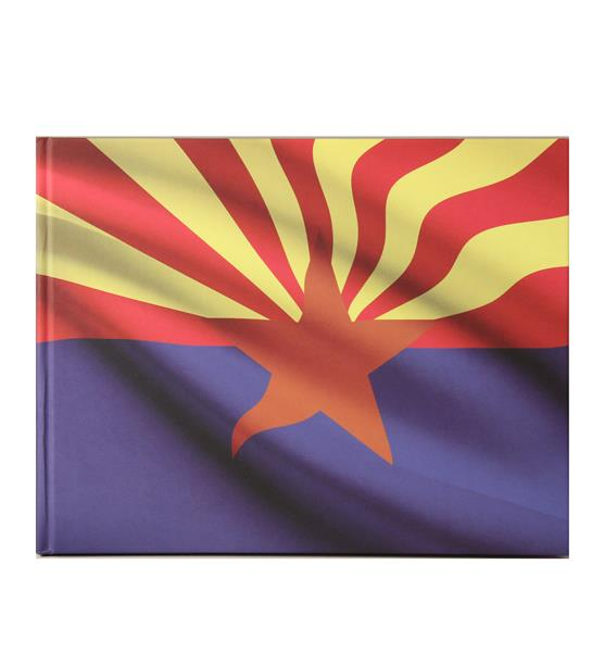 Deluxe Journal - Arizona State Flag