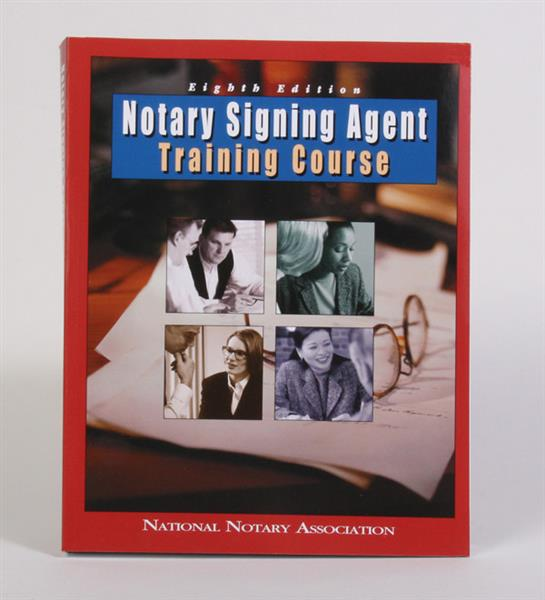 Notary Signing Agent Certification Course Book