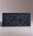 Notary Public Sign