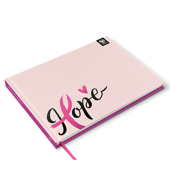 Deluxe Journal - Breast Cancer Awareness