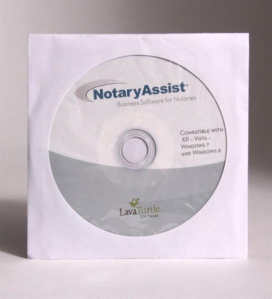 NotaryAssist™ Software for PC