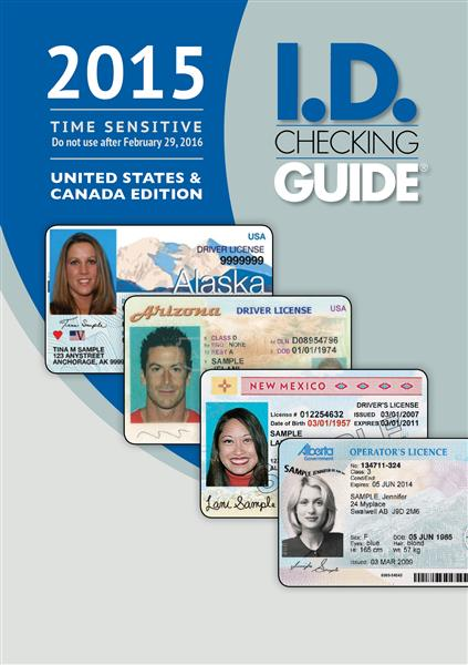 2015 ID Checking Guide: US & Canada