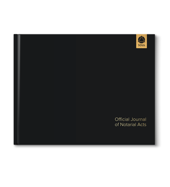 Deluxe Journal - Black