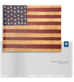 Deluxe Journal - American Flag