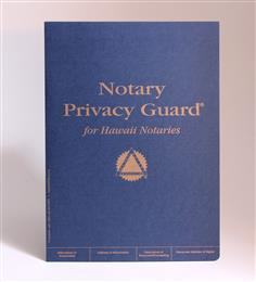 Notary Privacy Guard - Hawaii